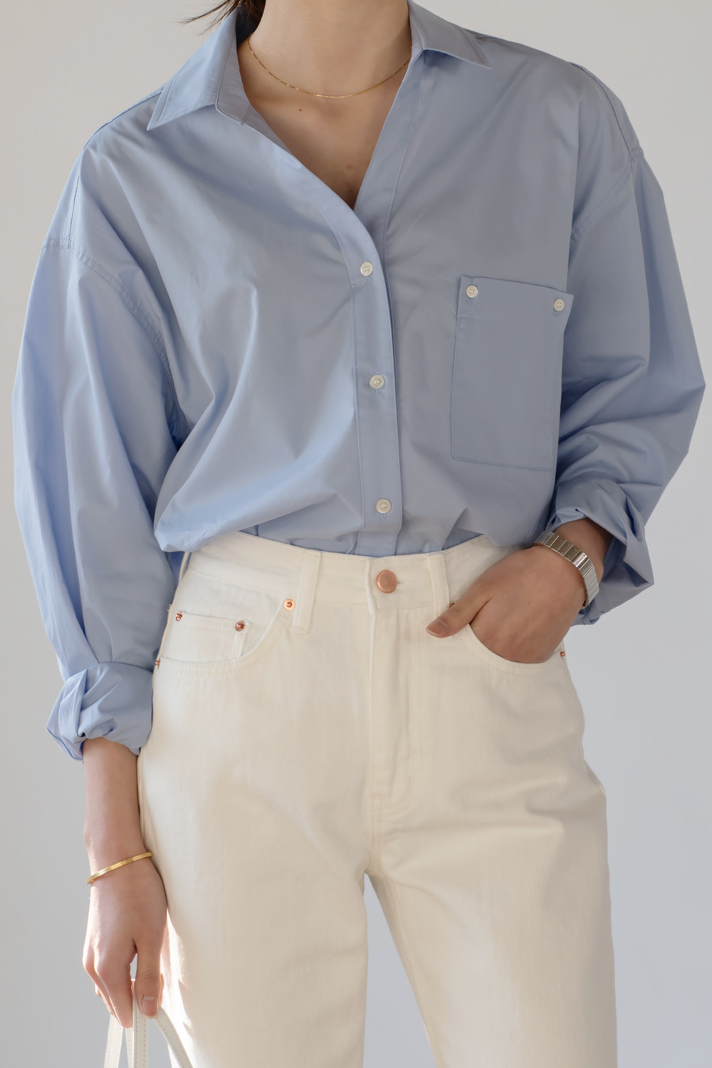 9776_Standard Pocket Shirt