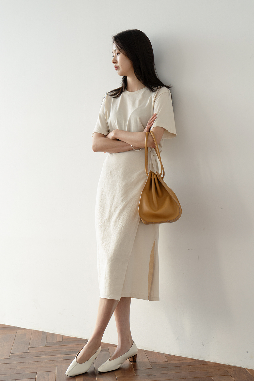 2201_Wrap Around Dress [ Pre_Order 10% DC ]