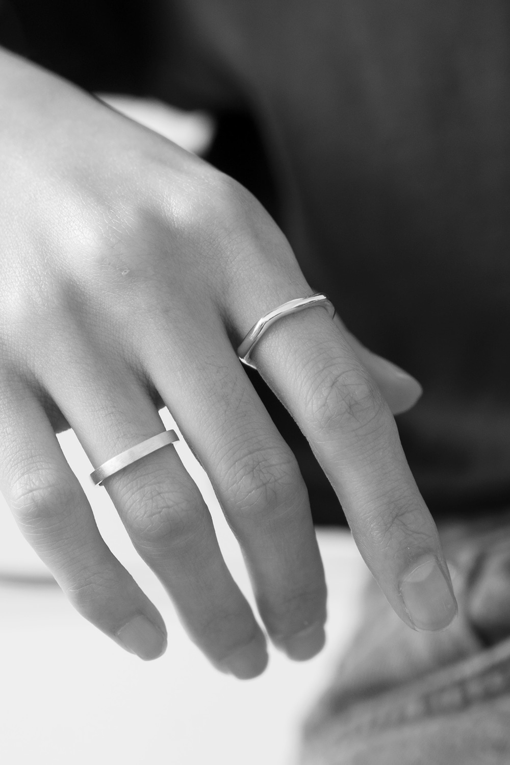 2467_Wavy Ring  [ TODAY 5% DC ] 23일 PM6 마감