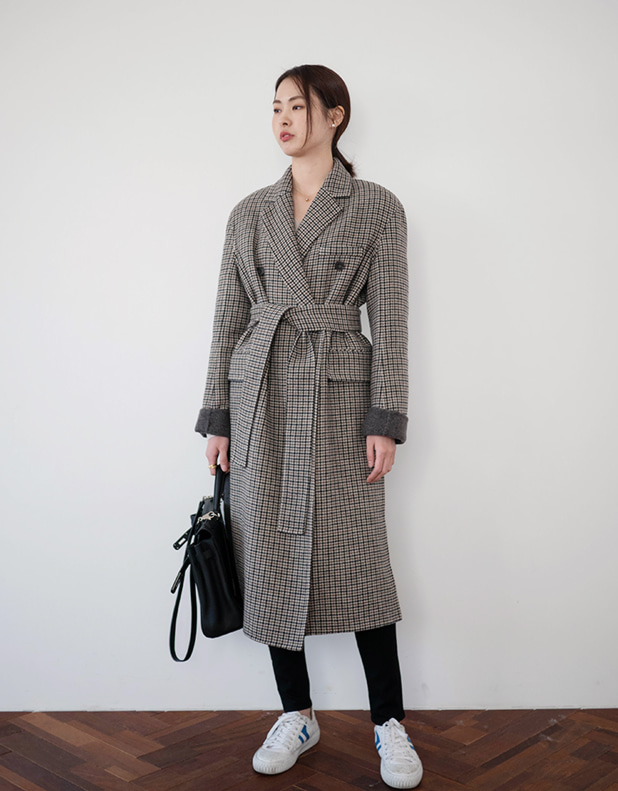 Double Check Coat