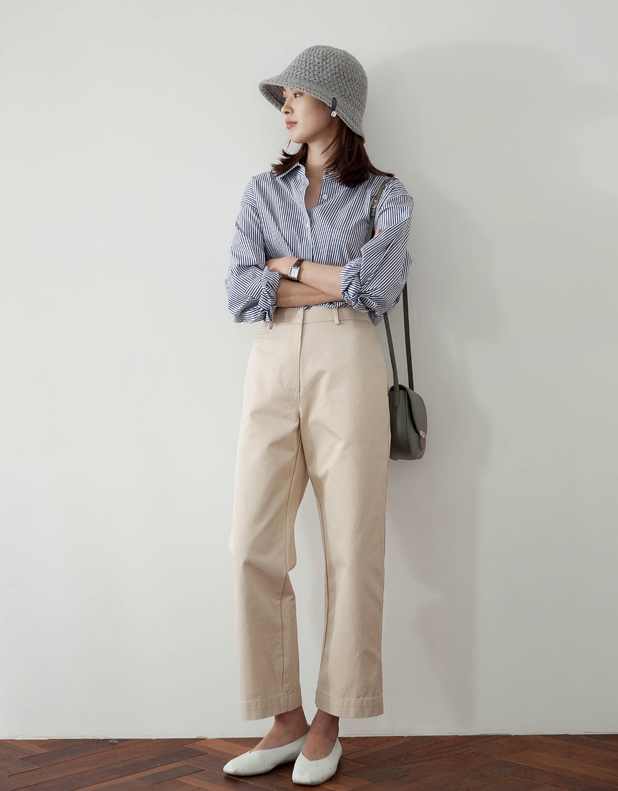 Day Basic Trousers