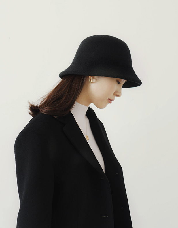 8681_Wool Burberry Hat