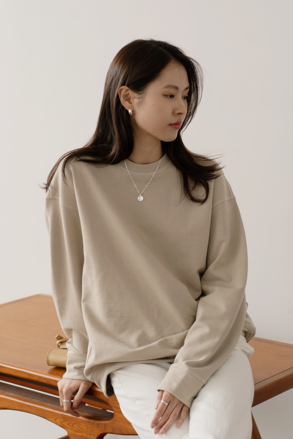 2380_Cotton Sweat Shirt [ New Season / 10% DC ] 25일 마감 < 5일정도지연 >