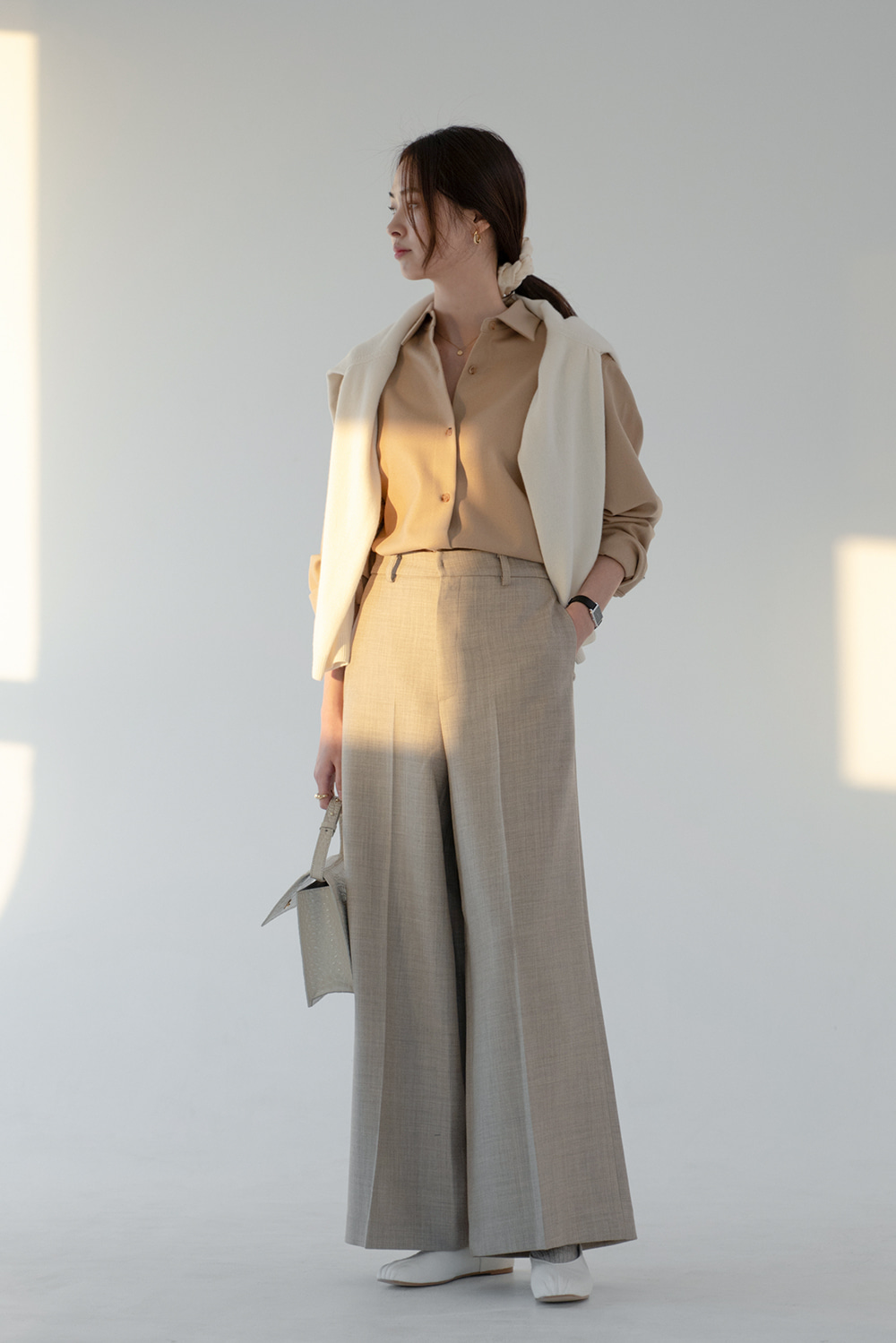 4248_Wide Formal Trousers