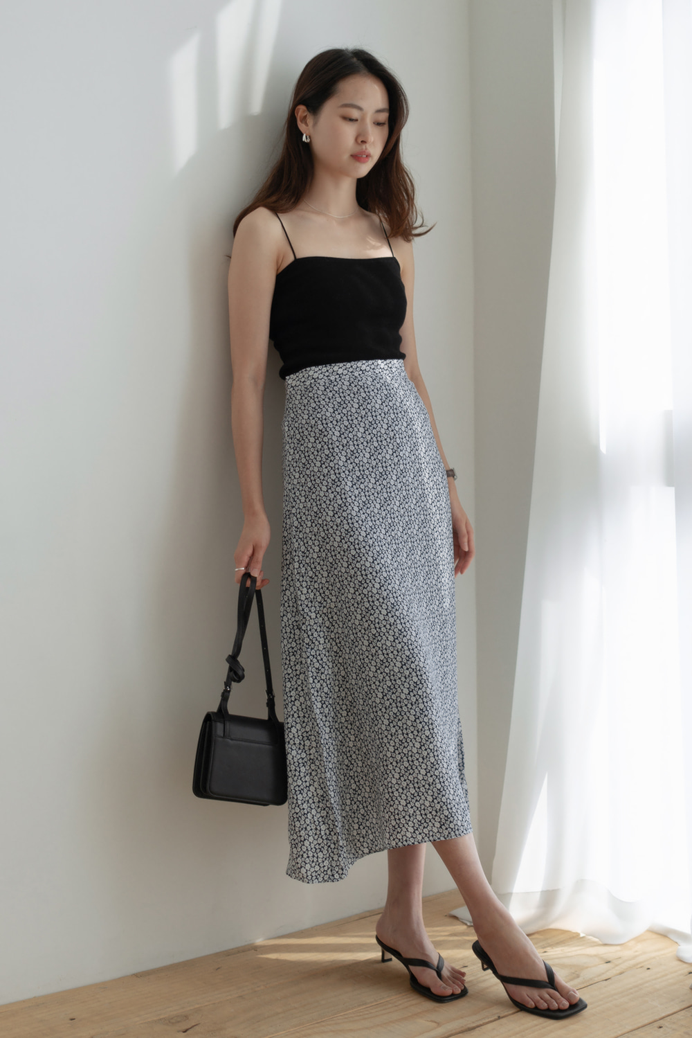 7049_Summer flower skirt  [ New Season / 10% DC ] 13일 PM 6 마감