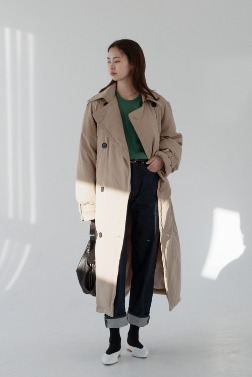3764_Burberry Down Coat